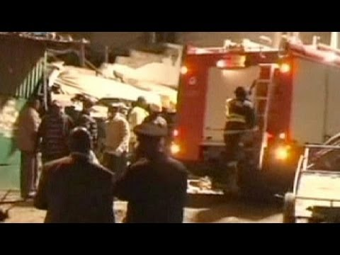 Attentat meurtrier à Nairobi au Kenya