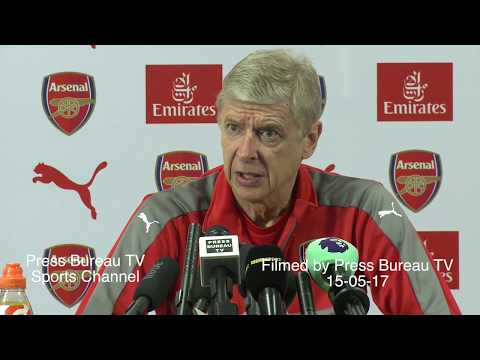 Arsene Wenger pre Arsenal vs Southampton