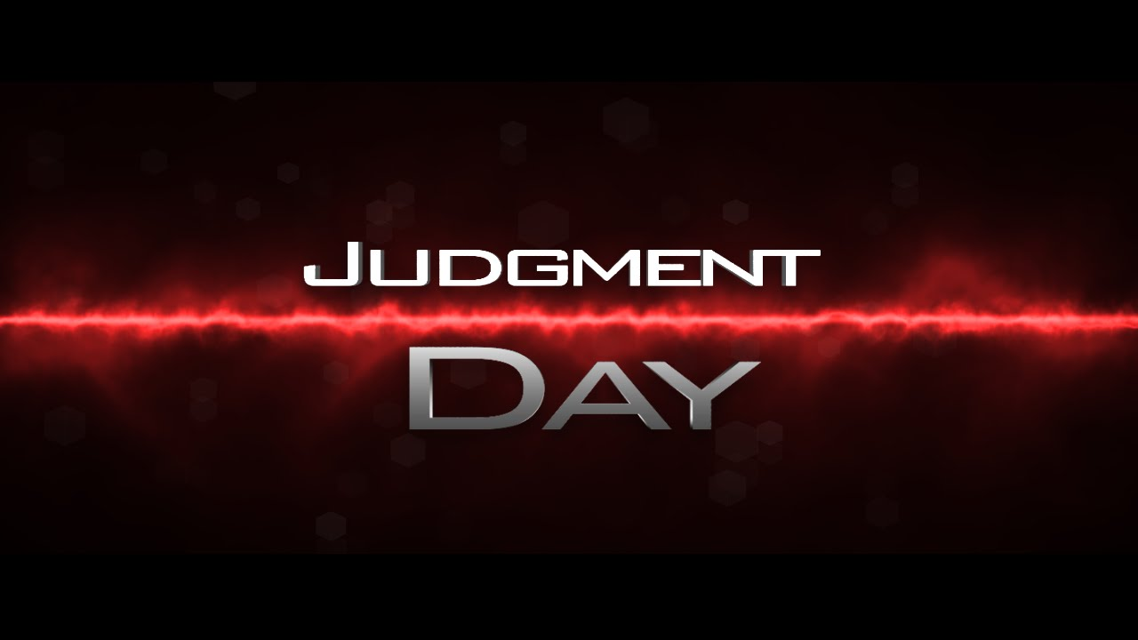 the coming of the judgment day The day of the lord text: acts 2:14-24 i in peter's first sermon, he quotes the prophet joel who warns of the coming of the great and awesome day of the lord a as we read the warnings of god through the prophets repeatedly we find references to the day of the lord or the day of judgment.