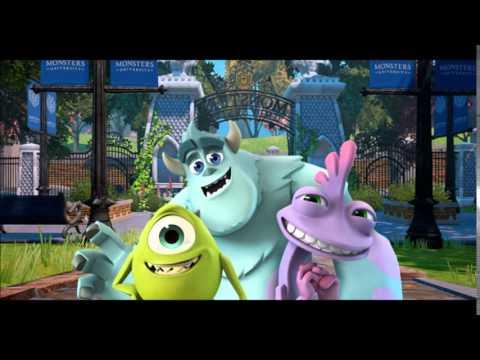 Disney Infinity Toy Box Music - Monsters University 4