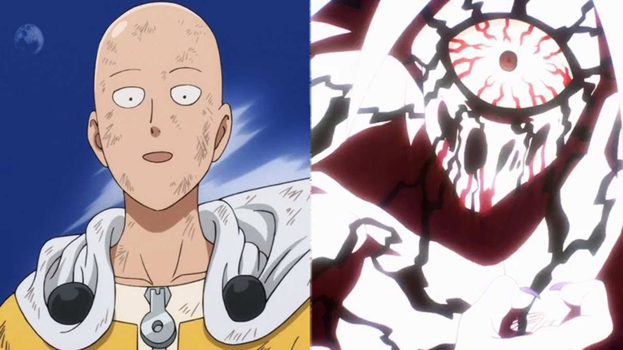 One-Punch Man Episode 12 Anime Review ワンパンマン - Saitama VS Lord Boros The Final Episode! - YouTube