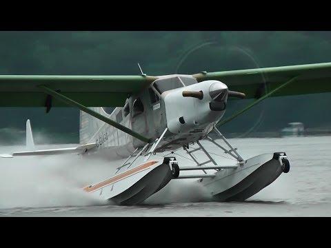 C-GUGQ | BX Turbine Beaver water landing | Piché Water Aerodrome (CTA5)
