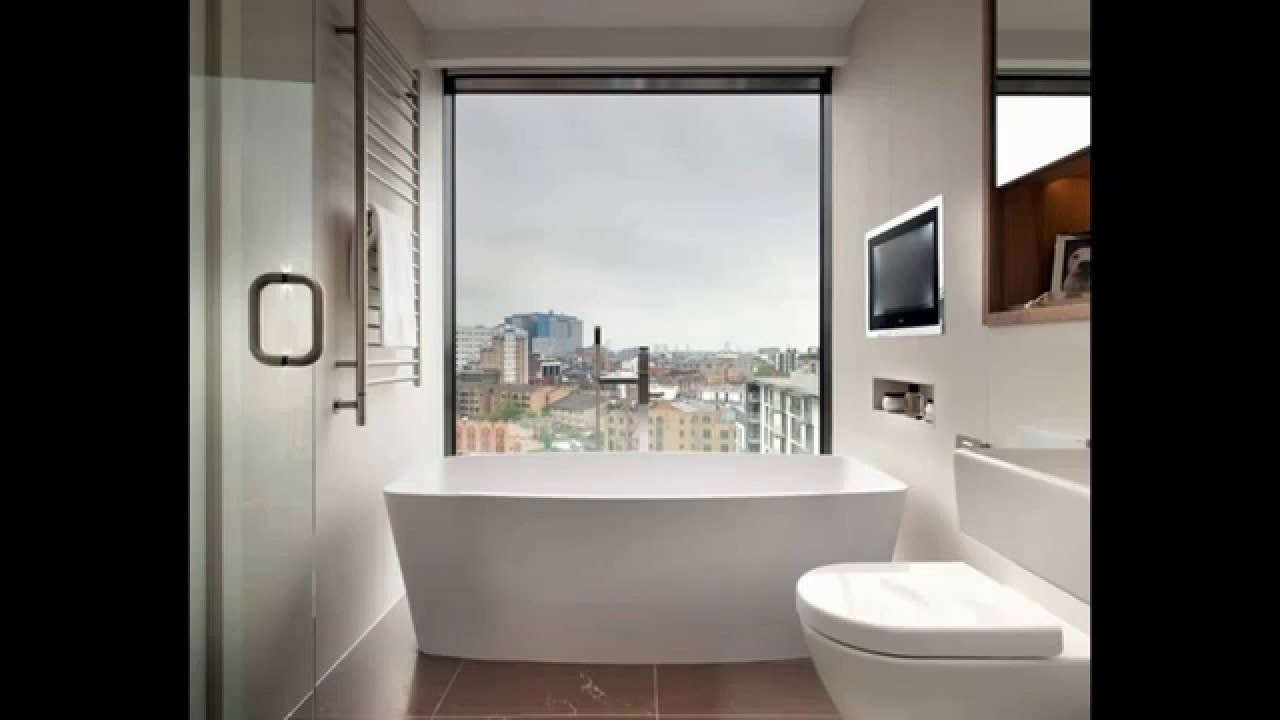 Kleine Moderne Badezimmer - YouTube