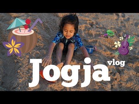 Ku Lari ke Pantai Vlog Jogja - Hotel Tentrem Jogja  TheRempongs