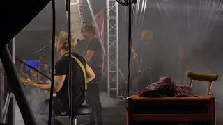 Би 2 - серебро [backstage]