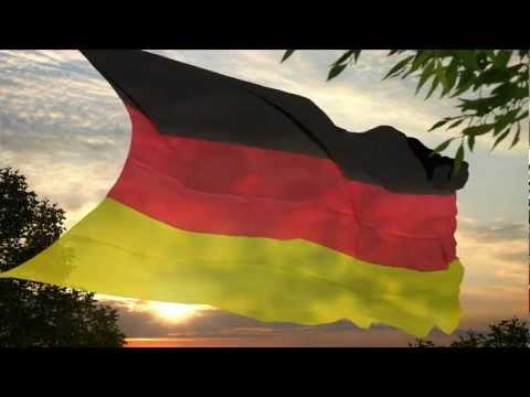 The German National Anthem (Instrumental) — Die Ballzauberer