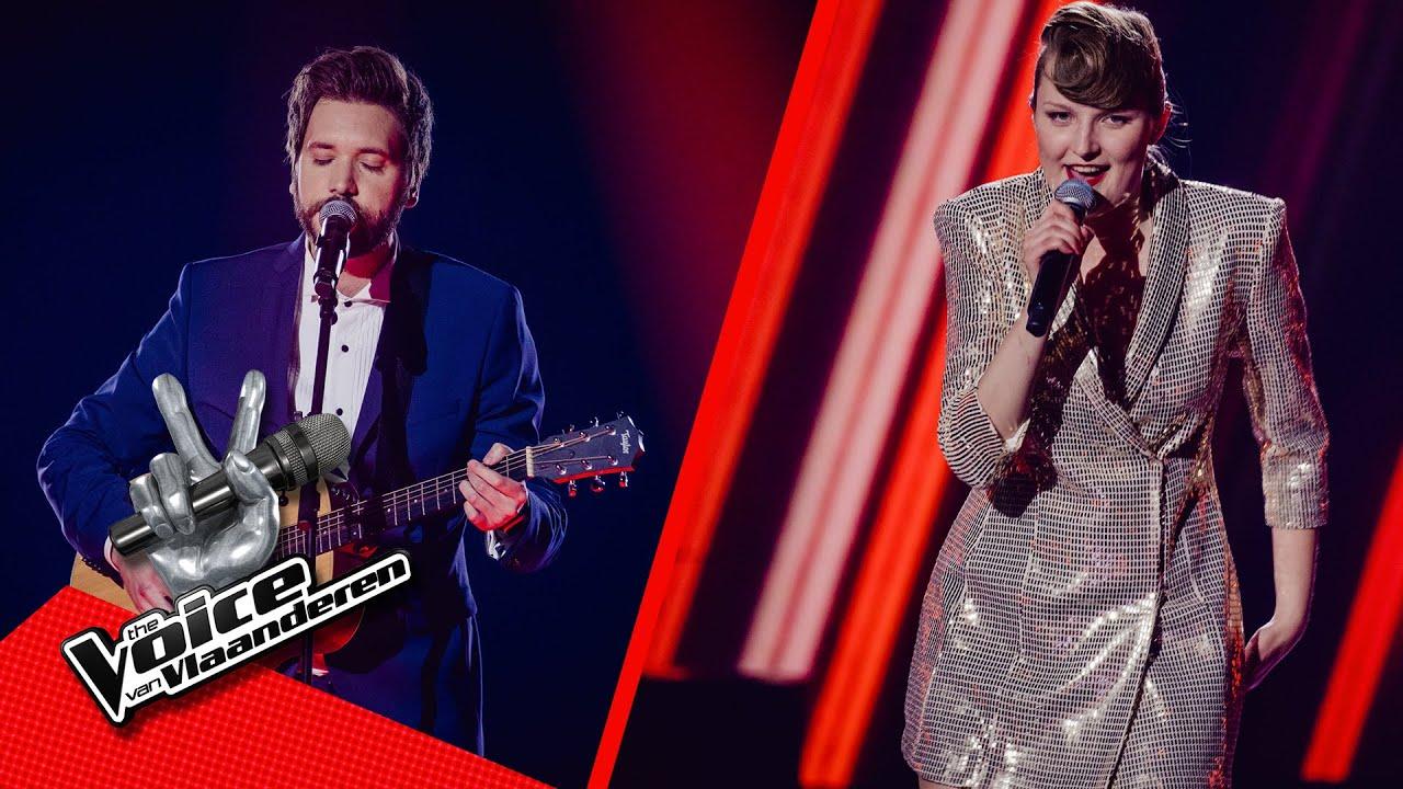Sing off - Team Alex | Liveshows | The Voice Van