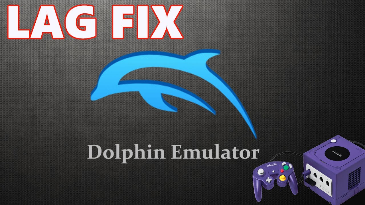 HOW TO FIX LAG ON YOUR DOLPHIN EMULATOR IF U HAVE A DECENT/GOOD PC!