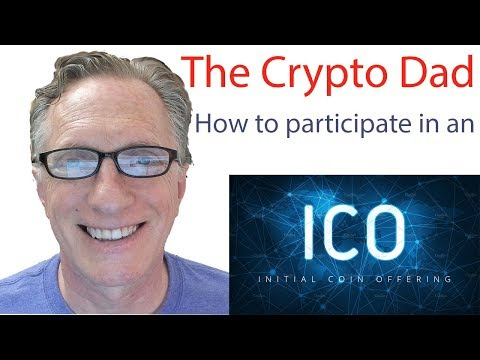 How To Participate In An ICO (Initial Coin Offering)