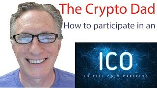 How to participate in an ICO (Initial Coin Offering)(, 2018-01-30T17:55:54.000Z)