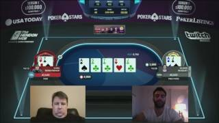 Replay: GPL Week 13 - Americas Heads-Up - Chris Moneymaker vs. Olivier Busquet - W13M165