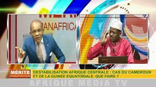 MÉRITE PANAFRICAIN GUINEE EQUATORIALE DU 05 01 2017