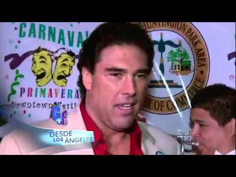 Erika Garza pone nervioso a Eduardo Yañez