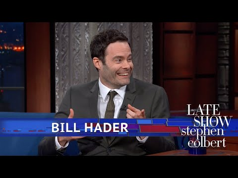 Bill Haders Best Celebrity Impressions
