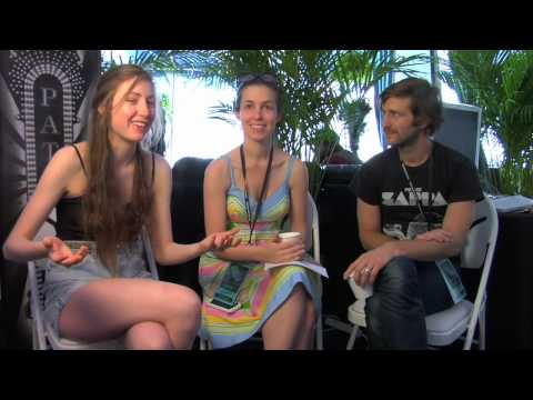 CAmm @ MFF2010: Lawrence Levine, Sophia Takal and Kate Sheil of Gabi on the Roof in July