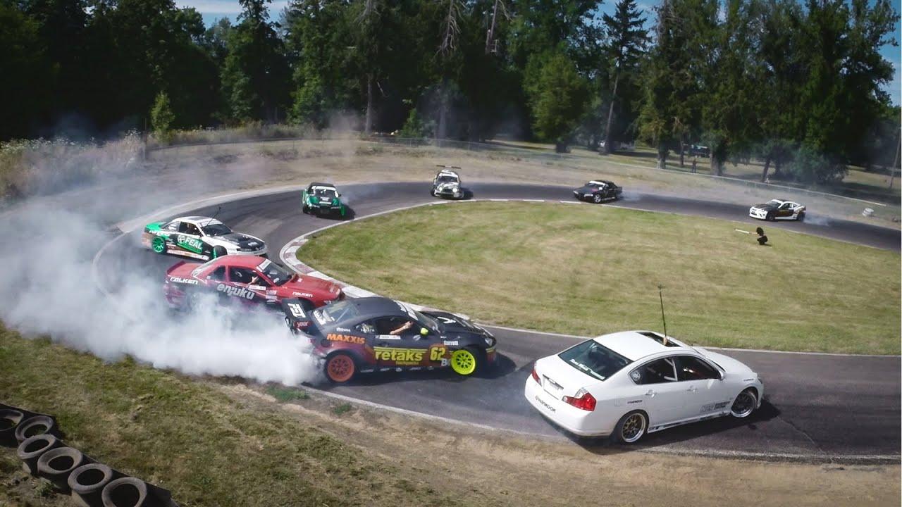 Bmw Car Pc Wallpapers Gopro Twelve Car Tandem Drift Youtube