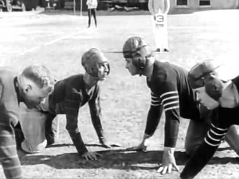 Buster Keaton   Football