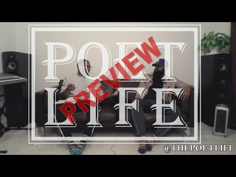 The Poet Life Podcast Episode 1   Preview