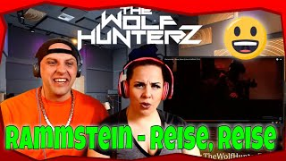 Rammstein - Reise, Reise (Live at Hellfest 2016) THE WOLF HUNTERZ Reactions
