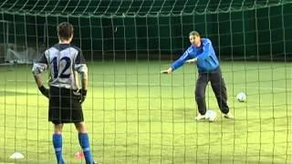 Школа футбольного мастерства Сергея Овчинникова(Сергей Овчинников — бывший вратарь
