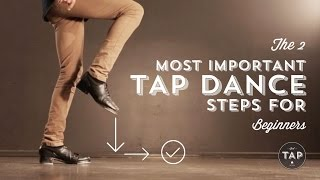 How to TAP DANCE - Beginner Tutorial