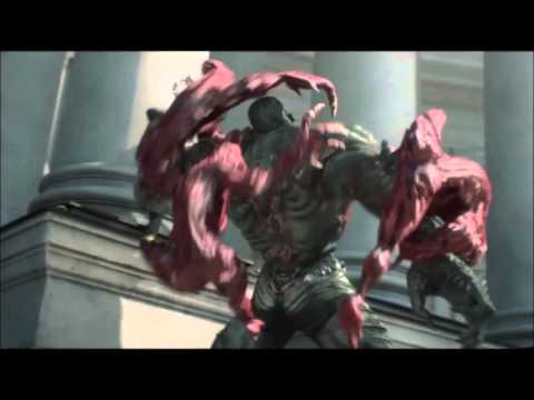 Resident Evil   Damnation Epic fight