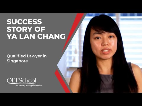 Success Story of Ya Lan Chang - QLTS School's Former Candidate