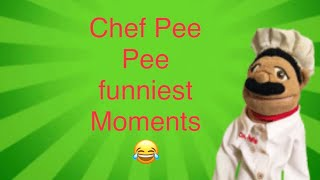 Chef Pee Pee Funniest Moment's (Compilation)