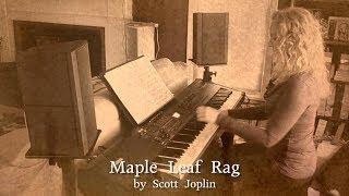 Maple Leaf Rag (Scott Joplin) - Julie Gaulke - piano (no drums)
