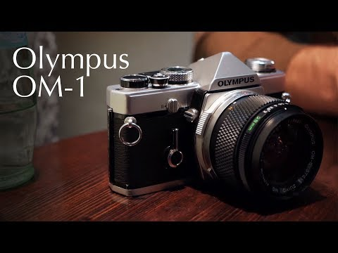 Olympus OM-1 Review