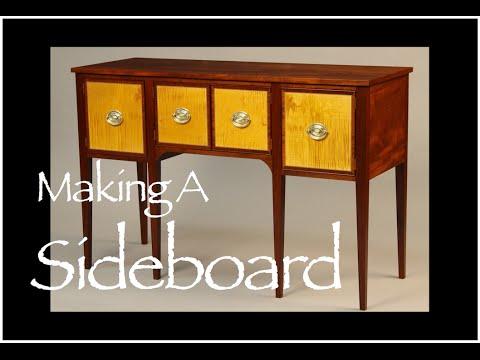 m bel sideboard mdf palettenholz do it yourself selber. Black Bedroom Furniture Sets. Home Design Ideas