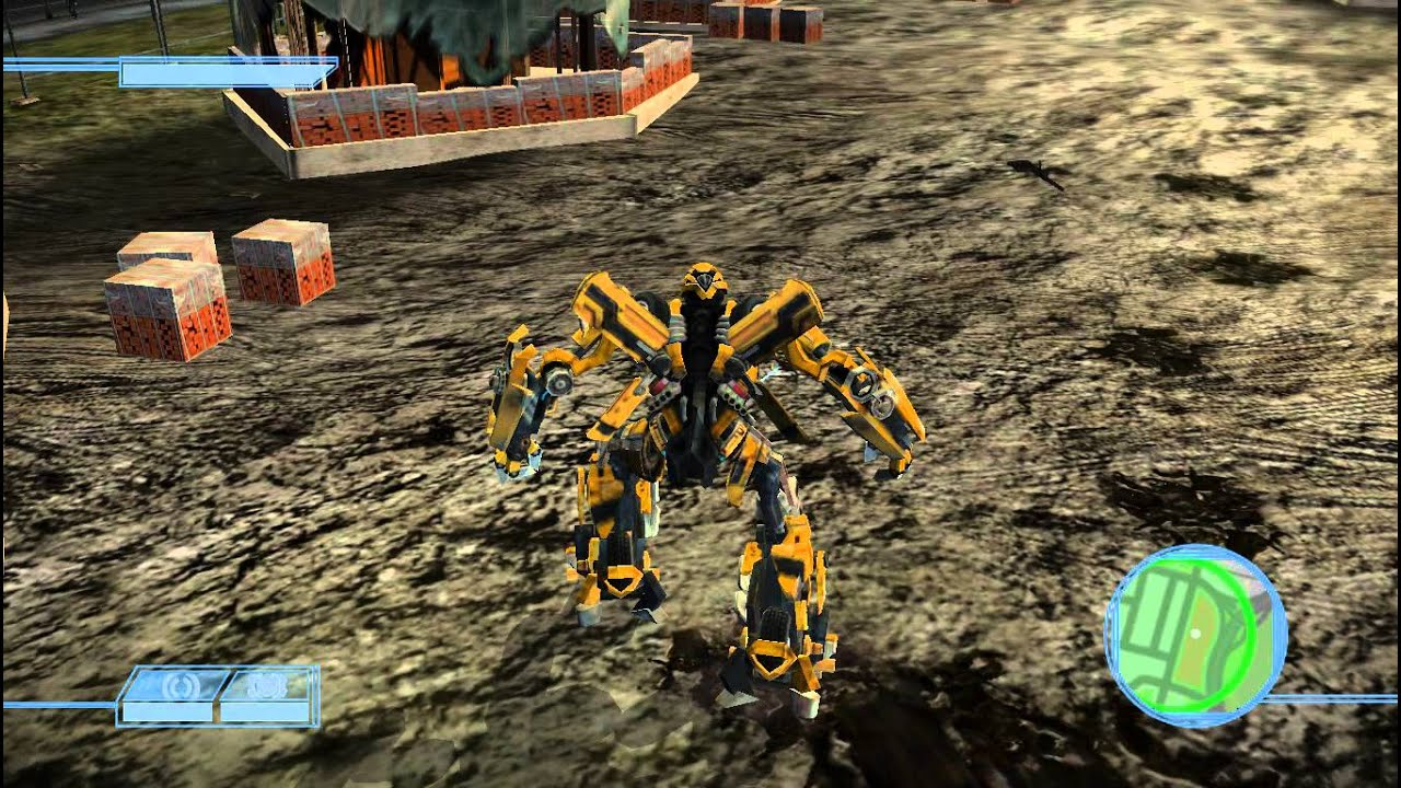 Transformers The Game El Juego  Capitulo 1  Campaa Autobot