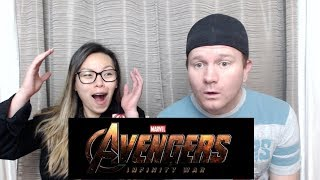 Avengers: Infinity War Official Trailer - Reaction & Review