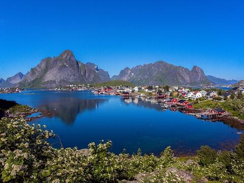 Reiseziele in Norwegen: Lofoten - Vesterålen