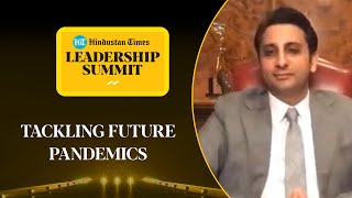 How can we prepare for future pandemics? Adar Poonawalla answers at #HTLS2020