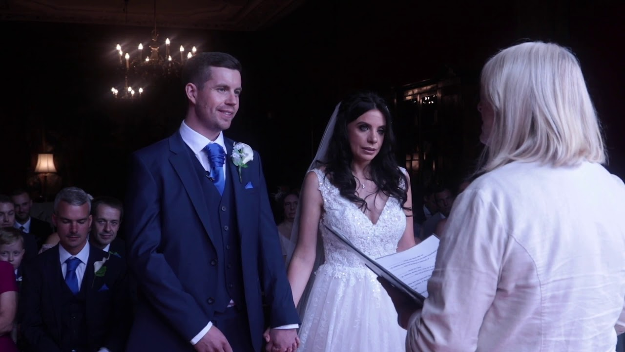 The Wedding of Andy and Adele Mawdsley - Full Video