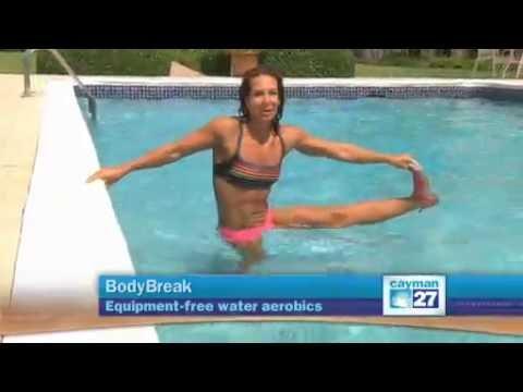 Manuela Ioana Nemes, ACE Personal Trainer: Aqua Aerobics, Bodyweight only, Cayman Islands