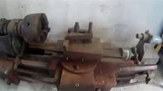 Неизвестный немецкий токарный станок