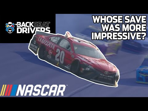 Cole Pearn joins to debate the All-Star Race and who had the best save | Backseat Drivers