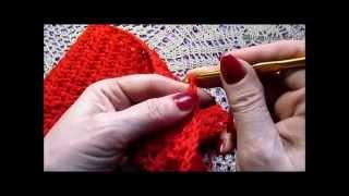 Школа вязания: Как связать красивый шарф.Часть1