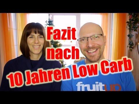 kann man mit high carb low fat abnehmen