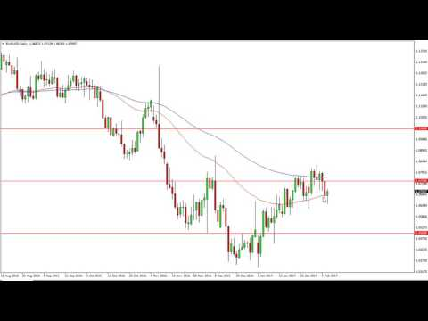 EUR/USD Technical Analysis for February 09 2017 by FXEmpire.com