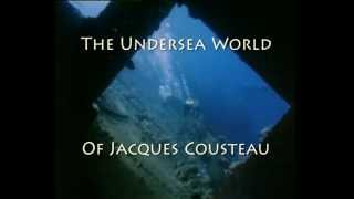 The Undersea World Of Jacques Cousteau Trailer
