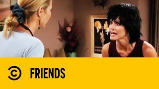 """I Said I Wanted It Like Demi Moore!"" Monica Gets A Home Haircut | Friends"