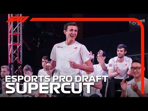 The Ten Picks | F1 Esports 2019 Pro Draft