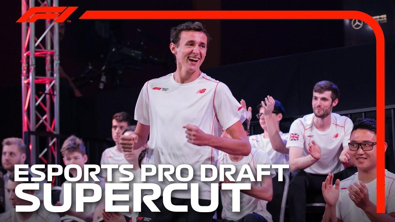 The Chosen Ten | F1 Esports Pro Draft 2019