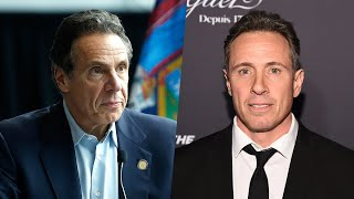 Gov. Cuomo Says Brother Chris Has COVID-19, Is Quarantining in Basement   NBC New York