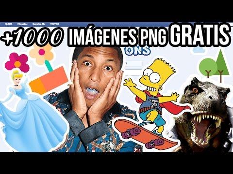 MÁS DE 1000 IMÁGENES PNG GRATIS! - Sitios Web
