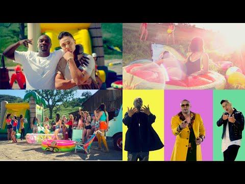 """Joey Montana estrena su nuevo exito """"Picky Remix"""" junto a Akon y Mohombi"""