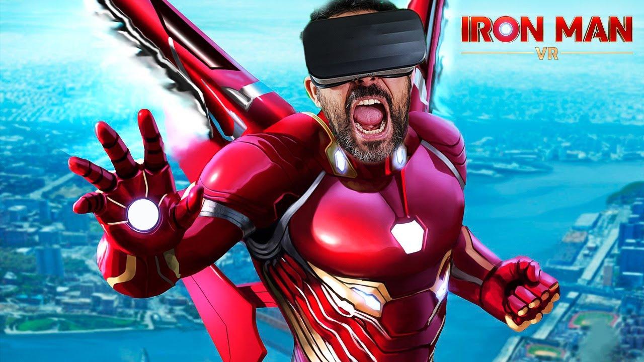 Jugamos y Analizamos Iron Man VR en Directo | PSVR Gameplay en Español